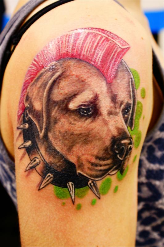 dog tattoos and meaning