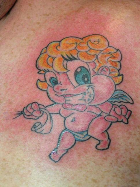cherub tattoo ideas