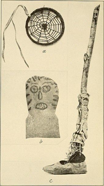 dreamcatcher tattoo origin